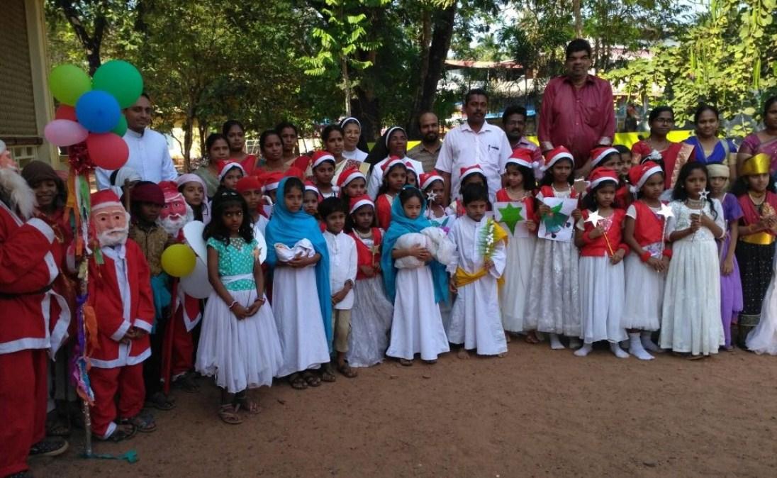 Christmas Day Celebrations